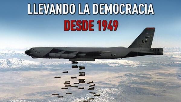 OTAN llevando la democracia.jpg