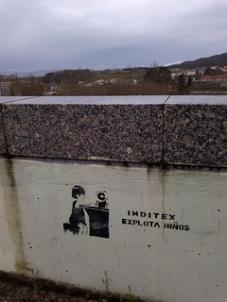INDITEX EXPLOTA NIÑOS