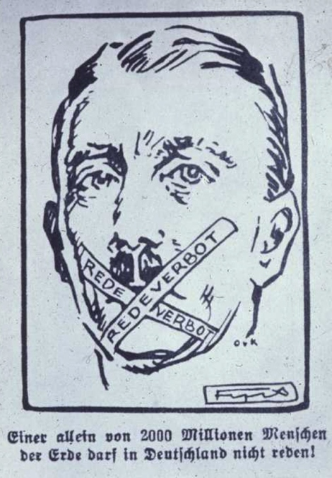 Prohibido hablar