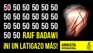 Raif Badawi #FreeRaif