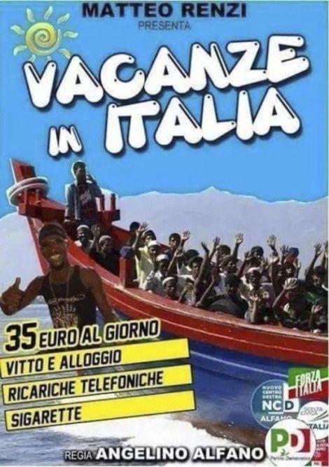 ForzaItaliaMilanoItalia