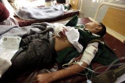 Ataque a una escuela en Pakistan