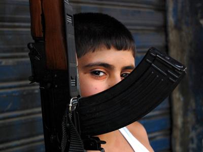 Talal Omar, 12 años. Tripoli, Libano. Junio 2013 © Laura J. Varo
