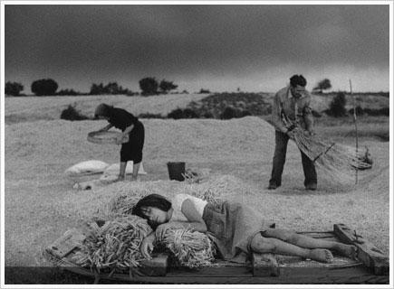 Cristina Garcia Rodero SPAIN. Escobar. 1988. In the fresh air.