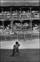 SPAIN. Toro. 1976. The matador.