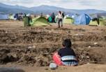 """""""Los niños vomitan y se ponen enfermos."""" © Amnistía Internacional"""